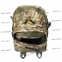 Тактический армейский супер-крепкий рюкзак c органайзером 40 литров Мультикам, TM 5.15.b 5