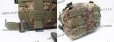 Тактический, штурмовой рюкзак с отсеком под гидратор 12 литров Украинский пиксель, TM 5.15.b 7