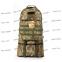 Тактический армейский супер-крепкий рюкзак трансформер 40-60 литров Пиксель, TM 5.15.b 2