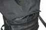 Роллтоп, городской рюкзак Милитари 30 литров Черный Rolltop. TM 5.15.b 11