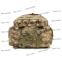 Тактический армейский супер-крепкий рюкзак c органайзером 40 литров Украинский пиксель, TM 5.15.b 3