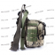 Тактическая сумка, супер-крепкая барсетка плечевая Украинский пиксель, TM 5.15.b 2