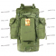 Туристический тактический армейский крепкий рюкзак 75 литров Олива, TM 5.15.b 2