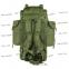 Туристический тактический армейский супер-крепкий рюкзак 75 литров Олива. Нейлон 1200 den, TM 5.15.b 4