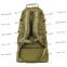 Тактический армейский супер-крепкий рюкзак трансформер 40-60 литров Олива, Кордура 500 ден TM 5.15.b 3