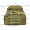 Тактический армейский супер-крепкий рюкзак трансформер 40-60 литров Олива, TM 5.15.b 4