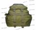 Тактический, штурмовой супер-крепкий рюкзак 38 литров Олива, TM.5.15.b 5