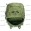 Тактический армейский супер-крепкий рюкзак c органайзером 40 литров Олива +ПОЯСНОЙ РЕМЕНЬ Кордура 500. TM 5.15.b 6
