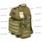 Тактический армейский супер-крепкий рюкзак трансформер 40-60 литров Олива, Кордура POLY 900 ден TM 5.15.b 0