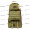 Тактический армейский супер-крепкий рюкзак трансформер 40-60 литров Олива, Кордура POLY 900 ден TM 5.15.b 1