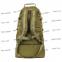 Тактический армейский супер-крепкий рюкзак трансформер 40-60 литров Олива, Кордура POLY 900 ден TM 5.15.b 3