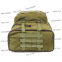 Тактический армейский супер-крепкий рюкзак трансформер 40-60 литров Олива, Кордура POLY 900 ден TM 5.15.b 4