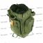 Туристический тактический армейский супер-крепкий рюкзак 75 литров Олива. Кордура 1000 ден, TM 5.15.b 3
