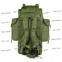 Туристический тактический армейский супер-крепкий рюкзак 75 литров Олива. Кордура 1000 ден, TM 5.15.b 2