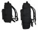 Тактический туристический крепкий рюкзак трансформер 45-65 литров чёрный 5.15.b 2