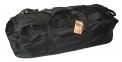 Тактическая супер-крепкая сумка 75 литров. Экспедиционный баул. Черный, TM.5.15.b 1