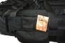 Тактическая супер-крепкая сумка 75 литров. Экспедиционный баул. Черный, TM.5.15.b 3