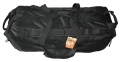 Тактическая супер-крепкая сумка 75 литров. Экспедиционный баул. Черный, TM.5.15.b 4