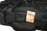 Тактическая крепкая сумка 75 литров. Экспедиционный баул. Черный, TM.5.15.b 3