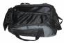 Спортивная сумка-рюкзак 30 литров 139/1 черная с серой вставкой, TM.5.15.b 8