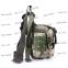 Тактическая сумка, барсетка плечевая Украинский пиксель, TM 5.15.b 2