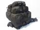 Тактический армейский супер-крепкий рюкзак 25 литров Черный, TM 5.15.b 4