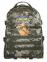 Тактический армейский крепкий рюкзак 40 литров Украинский пиксель, TM 5.15.b 0