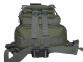 Тактический штурмовой армейский супер-крепкий рюкзак на 25 литров олива. Кордура POLY 900 ден.. TM 5.15.b 4