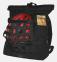 Роллтоп, городской рюкзак Милитари 30 литров Черный Rolltop. TM 5.15.b 0