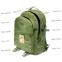 Тактический армейский супер-крепкий рюкзак c органайзером 40 литров Олива, Кордура 500. TM 5.15.b 4