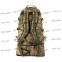 Тактический армейский супер-крепкий рюкзак трансформер 40-60 литров Пиксель, TM 5.15.b 4