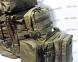 Тактический, штурмовой рюкзак с отсеком под гидратор 12 литров Олива, TM 5.15.b 9