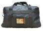 Тактическая крепкая сумка 50 Литров. Экспедиционный баул. Черная. ВСУ, TM.5.15.b 4
