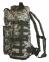 Тактический армейский крепкий рюкзак трансформер 40-60 литров Пиксель, TM 5.15.b 2