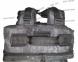 Тактический, штурмовой супер-крепкий рюкзак 38 литров, Атакс черный, TM.5.15.b 5