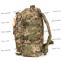 Тактический армейский супер-крепкий рюкзак c органайзером 40 литров Украинский пиксель, TM 5.15.b 1