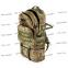 Тактический армейский супер-крепкий рюкзак трансформер 40-60 литров Пиксель, TM 5.15.b 0