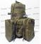 Тактический, штурмовой рюкзак с отсеком под гидратор 12 литров Олива, TM 5.15.b 8