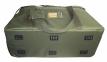 Тактическая крепкая сумка 75 Литров. Экспедиционный баул. Олива. ВСУ, TM.5.15.b 1