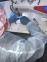 Гигиеническая медицинская одноразовая маска от 100 шт. одноразовая маска трехслойная 2