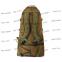 Тактический армейский супер-крепкий рюкзак трансформер 40-60 литров Койот Армия, TM 5.15.b 4