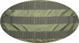 Тактический походный крепкий рюкзак на 40 литров Олива с ортопедической спиной, TM 5.15.b 8