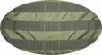 Тактический походный супер-крепкий рюкзак на 40 литров Олива с ортопедической спиной, TM 5.15.b 2