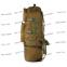 Тактический армейский супер-крепкий рюкзак трансформер 40-60 литров Койот Армия, TM 5.15.b 3