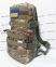 Тактический, штурмовой рюкзак с отсеком под гидратор 12 литров Украинский пиксель, TM 5.15.b 5