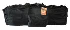 Тактическая крепкая сумка 75 литров. Экспедиционный баул. Черный, TM.5.15.b 2