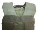 Тактический походный супер-крепкий рюкзак на 40 литров Олива с ортопедической спиной, TM 5.15.b 5