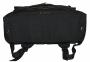 Роллтоп, городской рюкзак Милитари 30 литров Черный Rolltop. TM 5.15.b 8