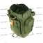 Туристический тактический армейский супер-крепкий рюкзак 75 литров Олива. Кордура 1000 den, TM 5.15.b 0