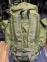 Туристический тактический армейский супер-крепкий рюкзак 75 литров Олива. Кордура 1000 ден, TM 5.15.b 4